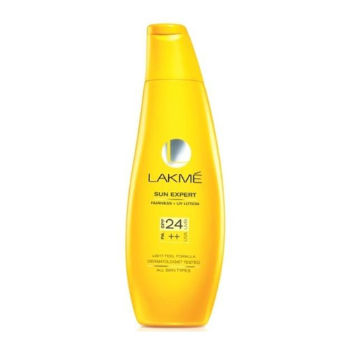 Lakme Sun Expert SPF 24 PA Fairness + UV Lotion