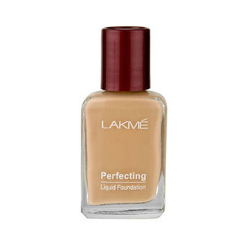 Lakme Perfecting Liquid Foundation - Coral
