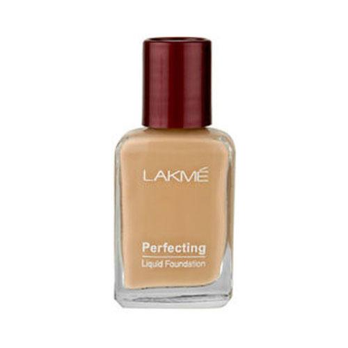 Lakme Perfecting Liquid Foundation - Coral