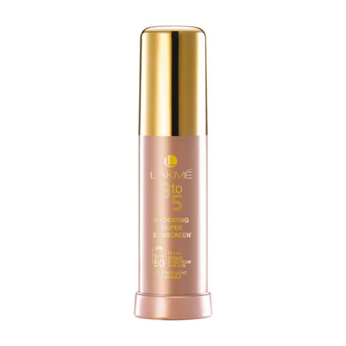 Lakme 9 to 5 Mattifying Super SPF 50 Sunscreen Lotion