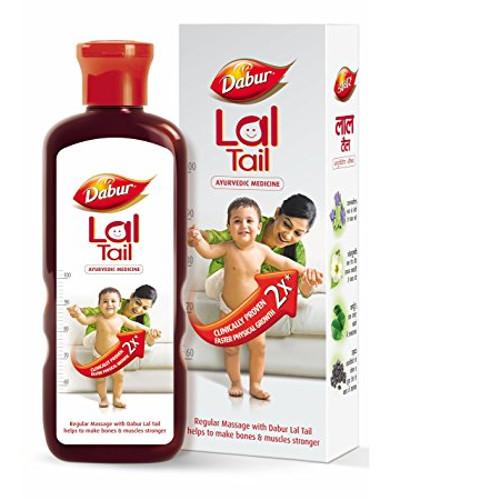 Dabur Lal Tail (Baby massage oil)
