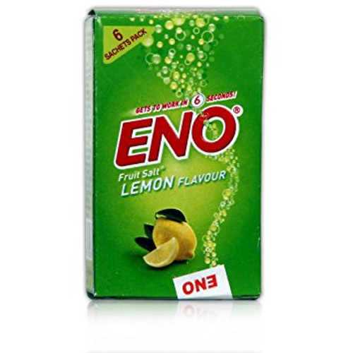 Eno Multipack - Lemon  (6 sachets)