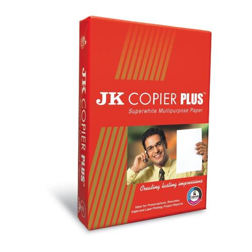 JK Copier Plus Paper - A4, 80 GSM