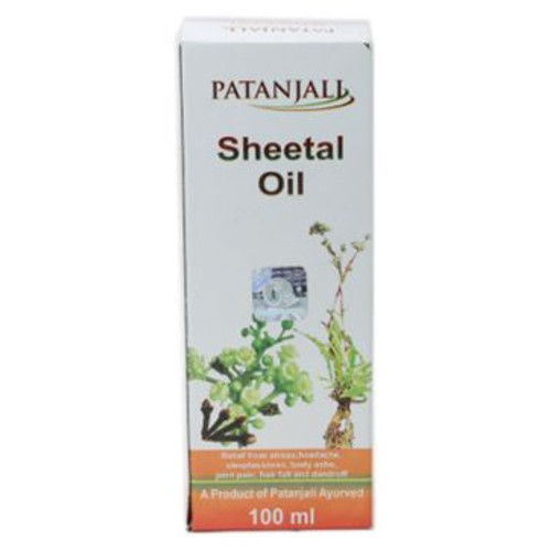 Patanjali Sheetal Oil - 100ml