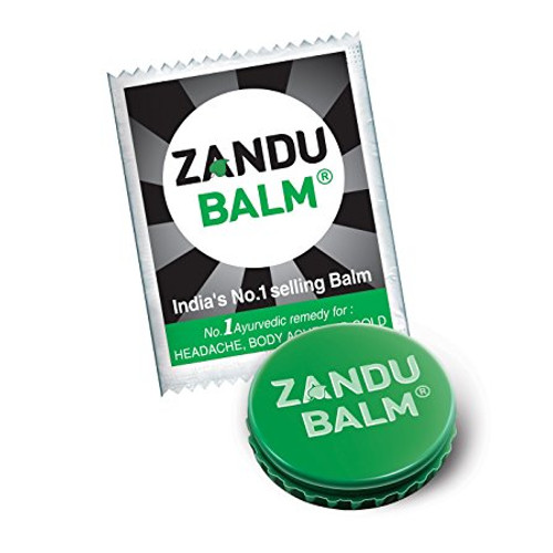 Zandu Balm 4.5ml (pack of 60)