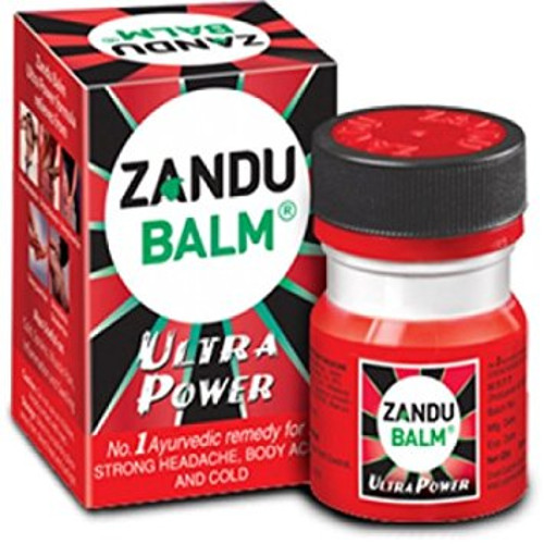 Zandu Balm Ultra Power - 8ml