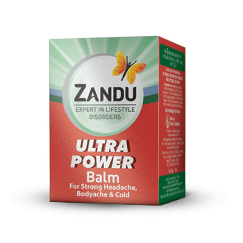 Zandu Balm - 8ml (pack of 10)