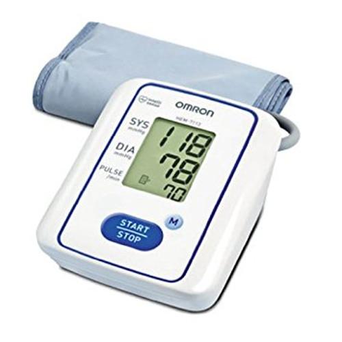 Omron HEM-7113 Automatic Blood Pressure Monitor