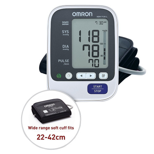 Omron HEM-7130-L Blood Pressure Monitor