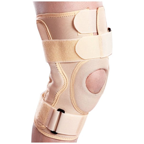 Tynor Neoprene Hinged Knee Support
