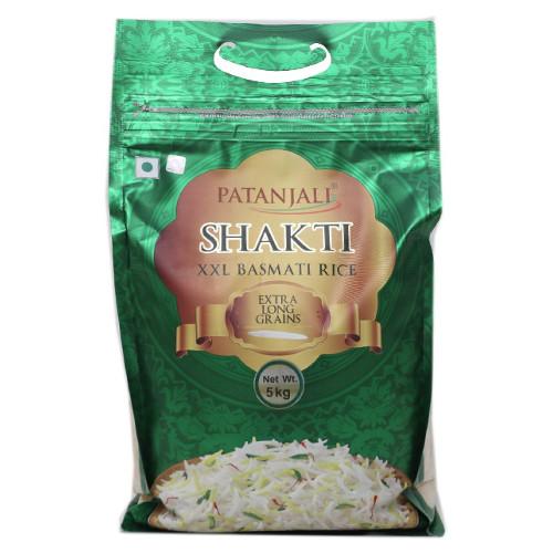 Patanjali Shakti XXL Basmati Rice 5kg