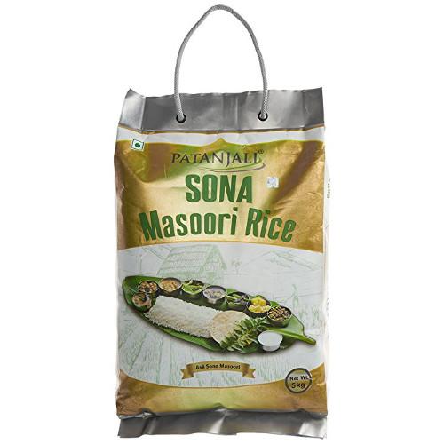 Patanjali Sona Masoori Rice - 5kg