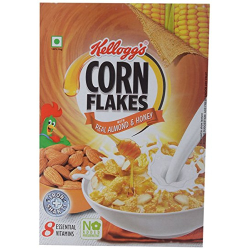 Kellog's Corn Flakes with Real Almond & Honey