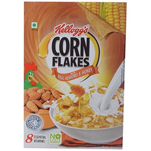 Kellog's Corn Flakes with Real Almond & Honey