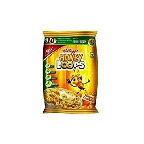Kellog's Honey Loops Crunchy - 27g
