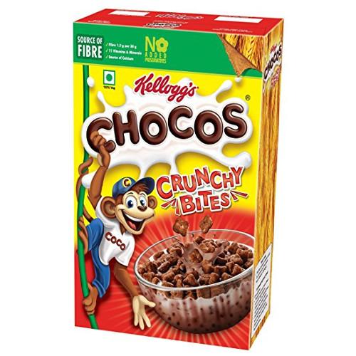 Kellog's Choco Crunchy Bites - 390g