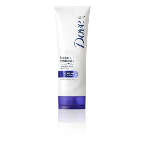 Dove Beauty Moisture Face Wash - 50g