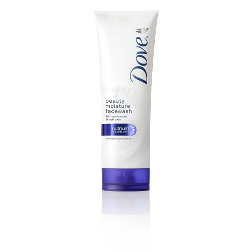 Dove Beauty Moisture Face Wash - 50g