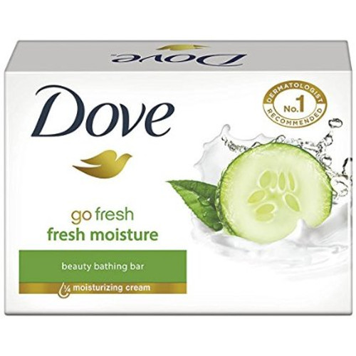 Dove Fresh Moisture Bathing Bar - 75g