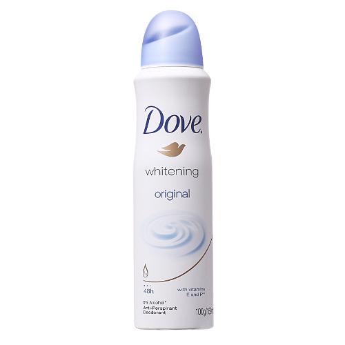 Dove Whitening Original Deodorant -169ml