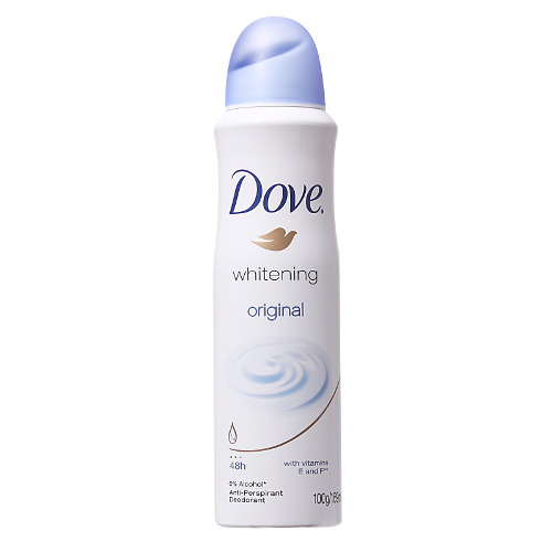 Dove Whitening Original Deodorant -169ml