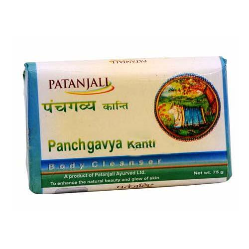 Patanjali Panchagavya Body Cleanser - 75g