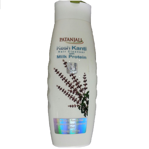 Patanjali Kesh Kanti Hair Cleanser with Milk Protein