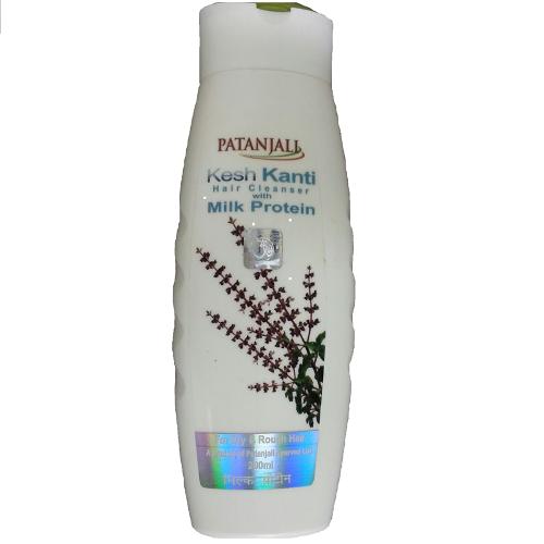 Patanjali Kesh Kanti Hair Cleanser with Milk Protein