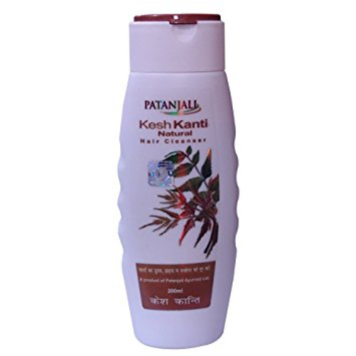 Patanjali Kesh Kanti Natural Hair Cleanser -200ml