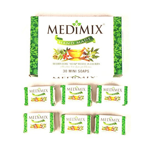 Medimix Ayurvedic Soap - 25g (Pack of 12)