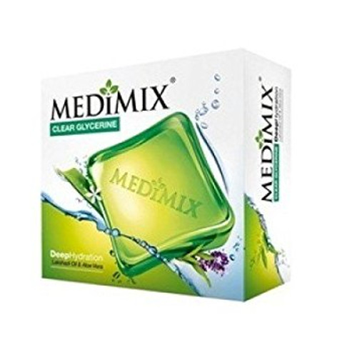 Medimix Clear Glycerine Deep Hydration -100g (Pk of 3)