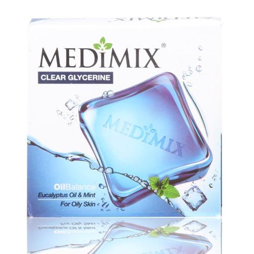 Medimix Clear Glycerine Oil Balance - 100g