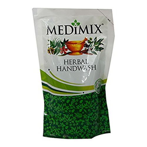 Medimix Herbal Hand Wash - 200ml Pouch