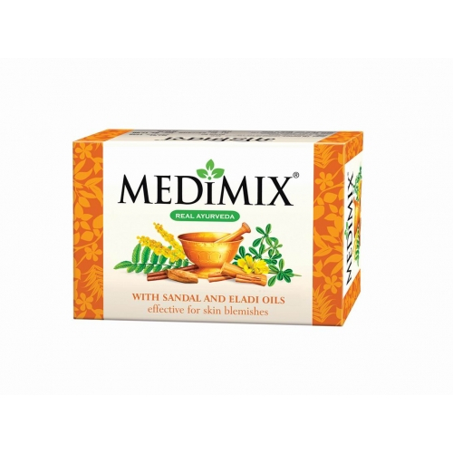 Medimix Soap with Sandal & Eladi Oil -75g