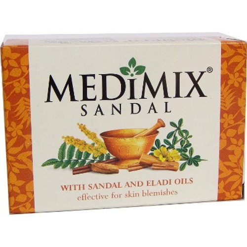 Medimix Soap with Sandal & Eladi Oil -125g