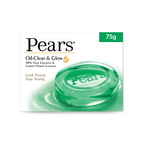 Pears Oil Control Bathing Bar