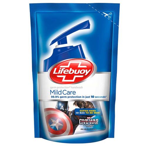 Lifebuoy Handwash Mild Care - Refill