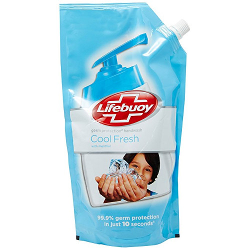 Lifebuoy Handwash Cool Fresh - Refill Pack