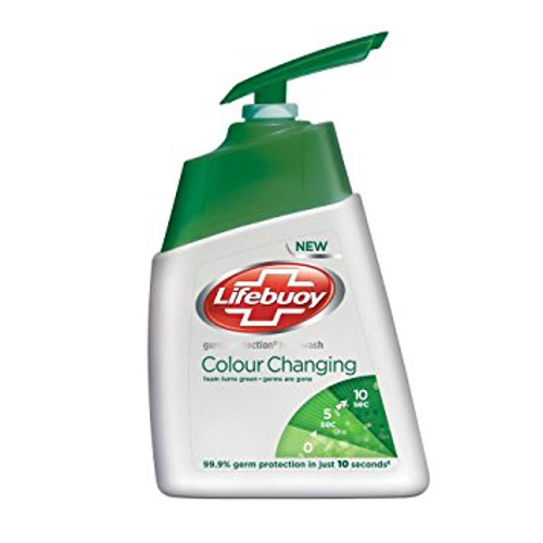 Lifebuoy Colour Changing Hand Wash