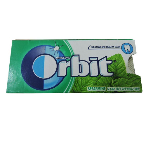 Wrigley Orbit - Spearmint