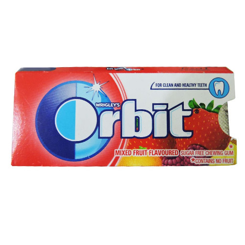 Wrigley Orbit - Mixed Fruit