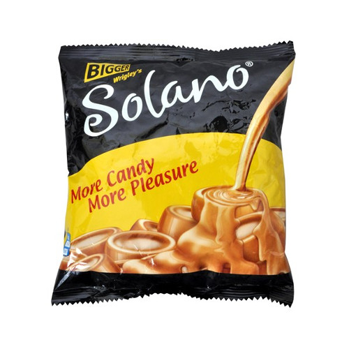 Wrigley Solano Butter Candy pouch - 50 Pieces