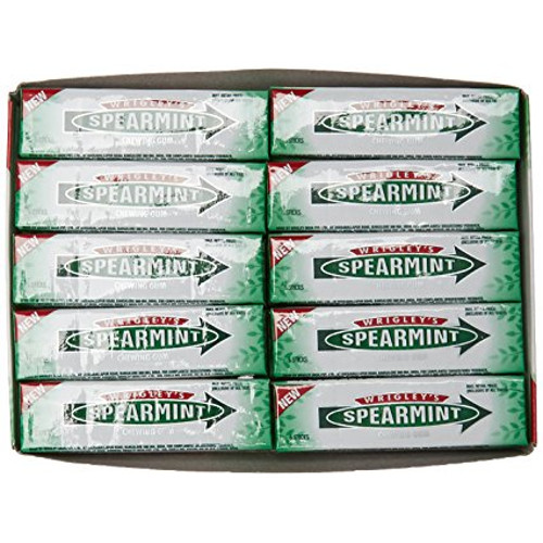 Wrigley Sticks - Spearmint