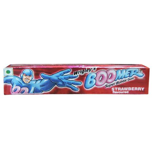 Wrigley Boomer Multipack - Strawberry