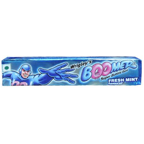Wrigley Boomer Multipack - Fresh Mint