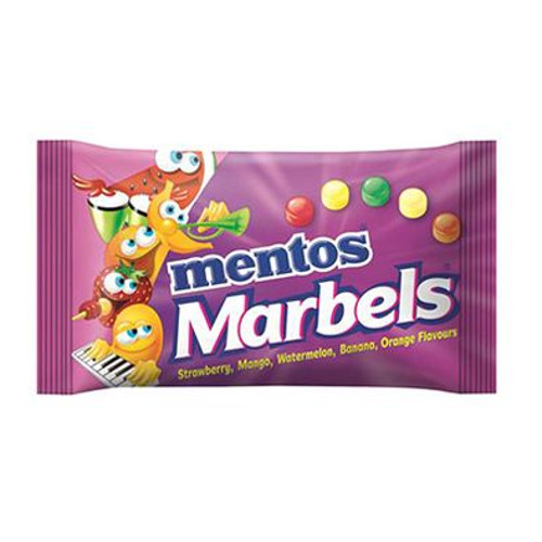Mentos Marbles Assorted Hanger