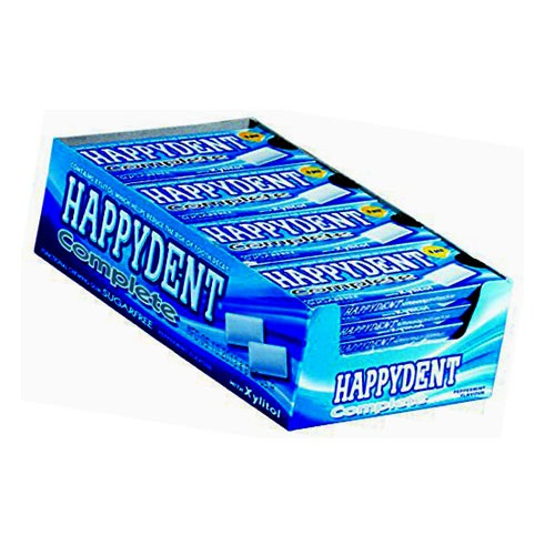 Happydent Peppermint Flavour