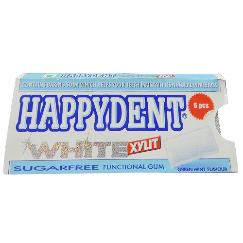 Happydent White Xylit Blister