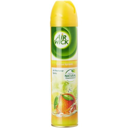 Airwick Air Freshener Spray - 245 ml (Citrus Splash)