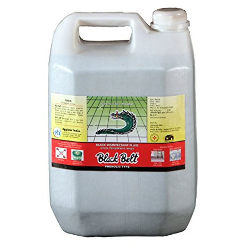 Black Belt Strong Phenyle - 5 Litre